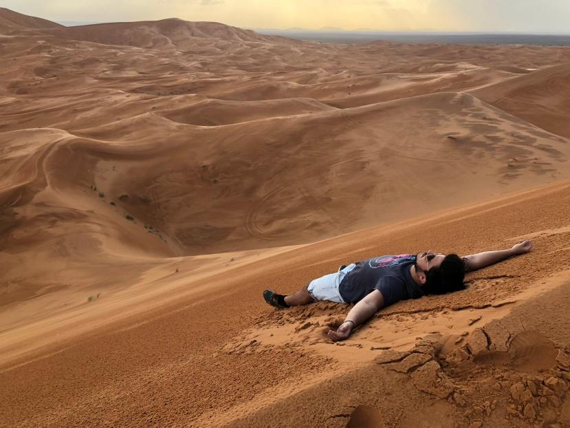 Tour 3 días desierto deMerzouga